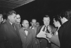 "Walter Reuther in Mexico.""December 1954"