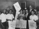 UAW in Freedom March (KKK) - May 31, 1965 at Saint Mary's Dominican College