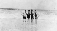 Walter, Roy, Victor , Ted Reuther. 