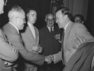 Walter Reuther in Italy