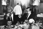 "Walter Reuther with Arthur Goldberg at the AFL-CIO IUD Dinner for Members of Congress on April 13, 1962.""April 13, 1962"