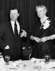 "Walter Reuther and Eleanor Roosevelt at the 1954 UAW-CIO Convention in L.A.""December 13, 1954"