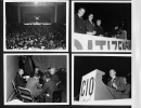 "17th CIO con-con.""December 1, 1955, NYC.""Page 2 of Scrapbook"