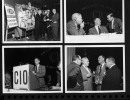 "17th CIO con-con.""December 1, 1955, NYC.""Page 3 of Scrapbook"