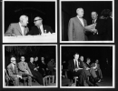 "17th CIO con-con.""December 1, 1955, NYC.""Page 8 of Scrapbook"
