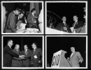 "7th CIO con-con.""December 1, 1955, NYC.""Page 18 of Scrapbook"