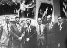 "Walter Reuther with members of the United Gas, Coke, and Chemical Workers of America C.I.O.""ca. 1953"