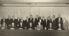 International U.A.W. Executive Board, Walter Reuther front, 3rd from right, 1962.